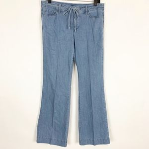 NYDJ Not Your Daughters Jeans 8P Lindsey Wide Leg